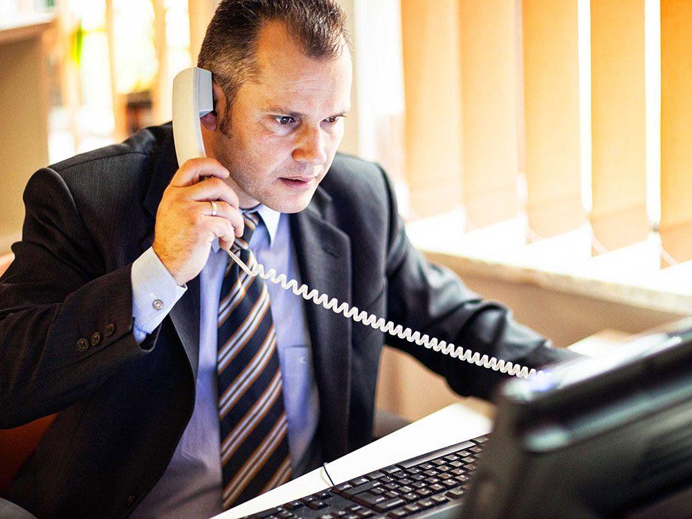Est-ce que certaine aspects de votre travail vous échappent? C'est peut-être le signe que vous vous êtes trompés de carrière.