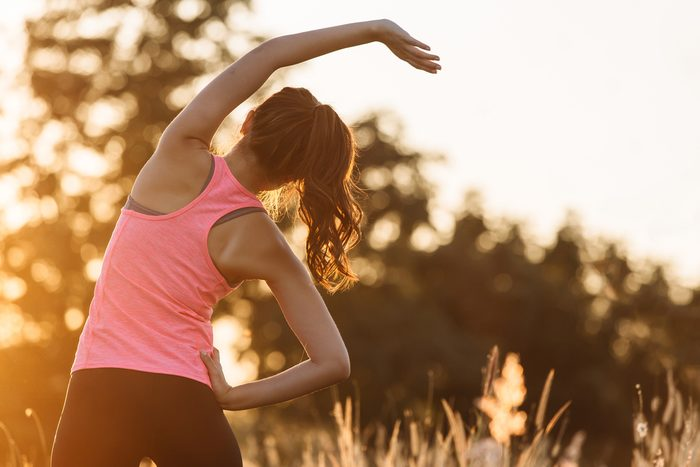 Faites de l'exercice le matin afin de mieux dormir.