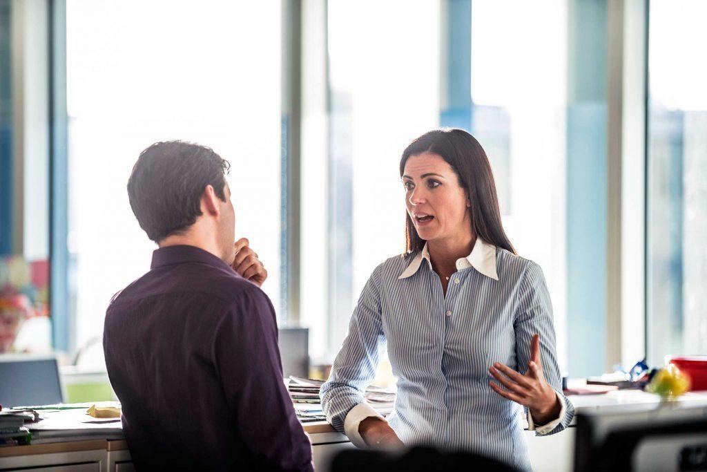 Si on vous dit que vous êtes bon mais dans d'autre chose que votre travail c'est peut-être le signe que vous vous êtes trompés de carrière.