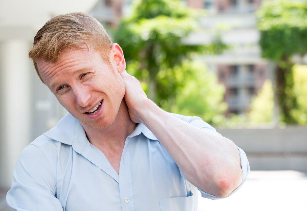 Renseignez pour savoir si vous souffrez d'une douleur aigue ou chronique.