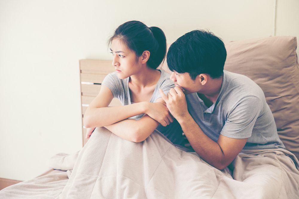Lors de dispute n'attendez pas que votre conjoint vienne s'excuser, faites-le vous-même.