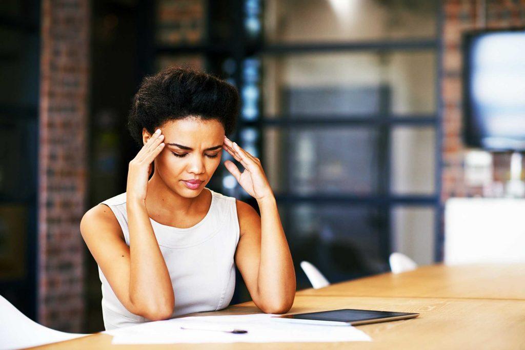 Si vous êtes mentalement épuisé c'est peut-être le signe que vous vous êtes trompés de carrière.