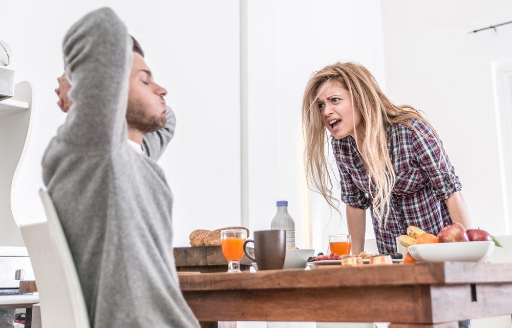 Semer la confusion pourrait être un symptôme d'un comportement passif-agressif.
