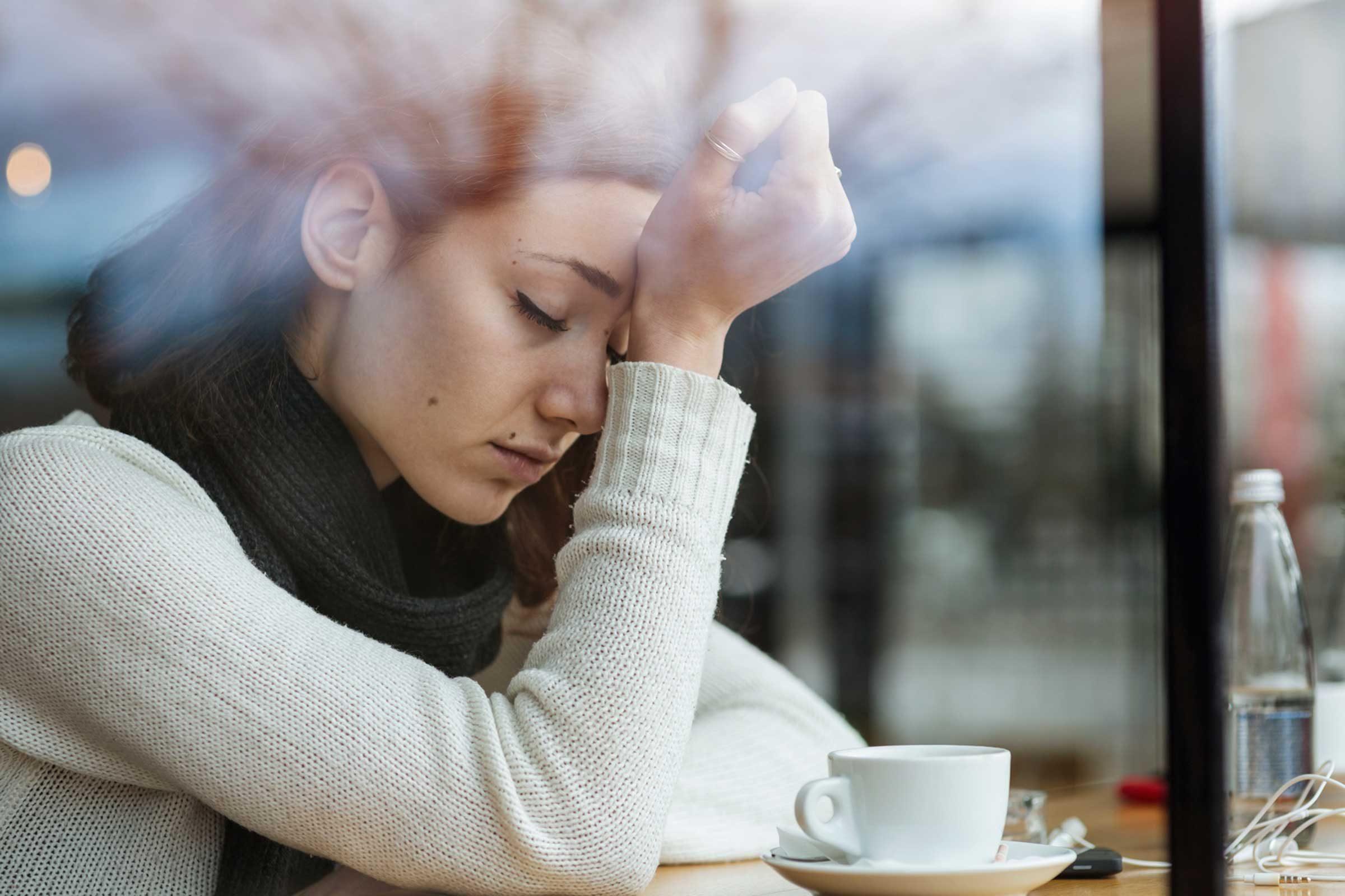Un trouble anxieux peut se manifester en un retrait de vos activités sociales.