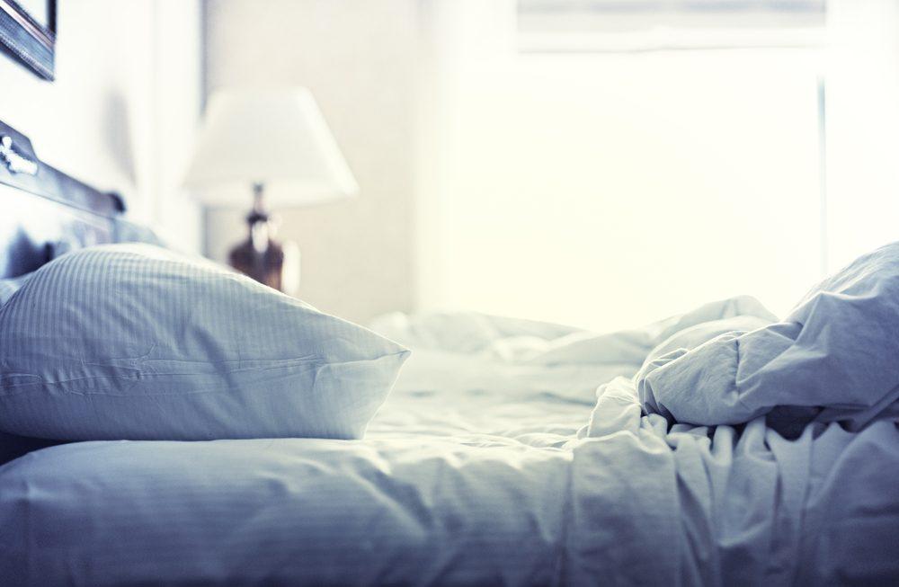 Pour un meilleur sommeil achetez des draps de qualité