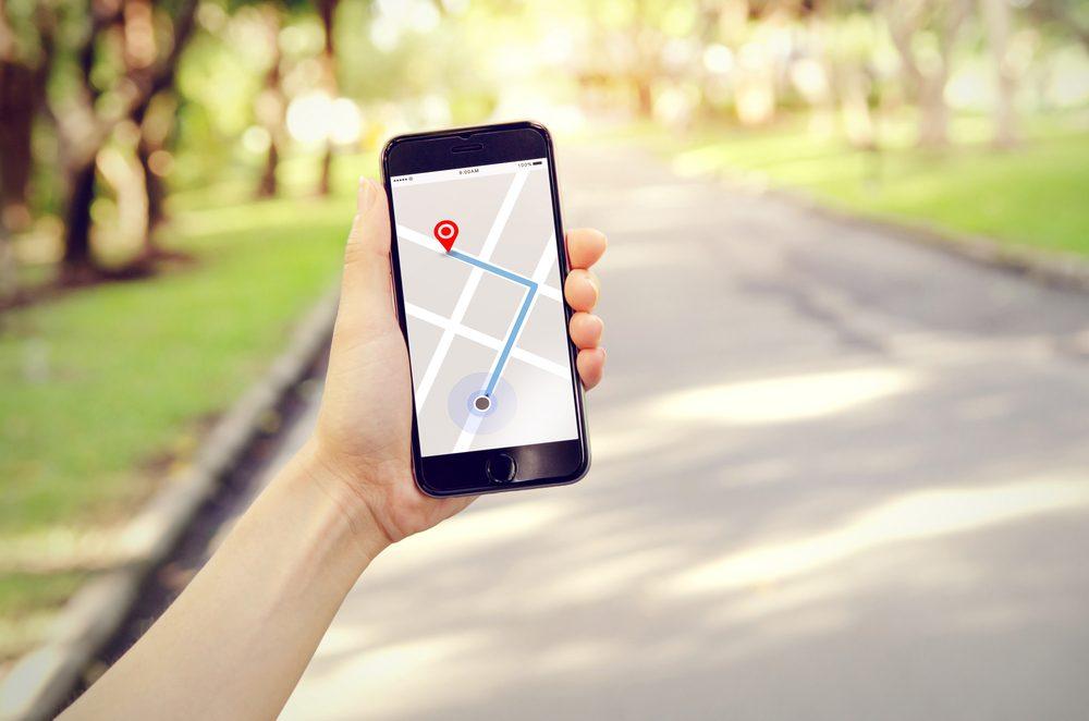 Les applications de géolocalisation vide la batterie des cellulaires.