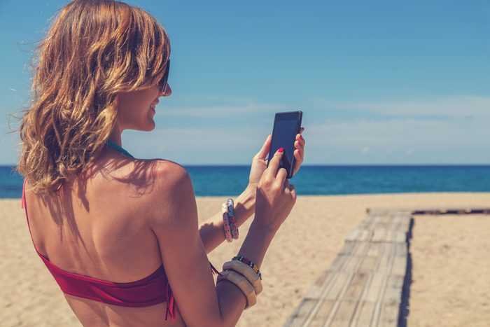 Les températures extrêmes vident la batterie des cellulaires.