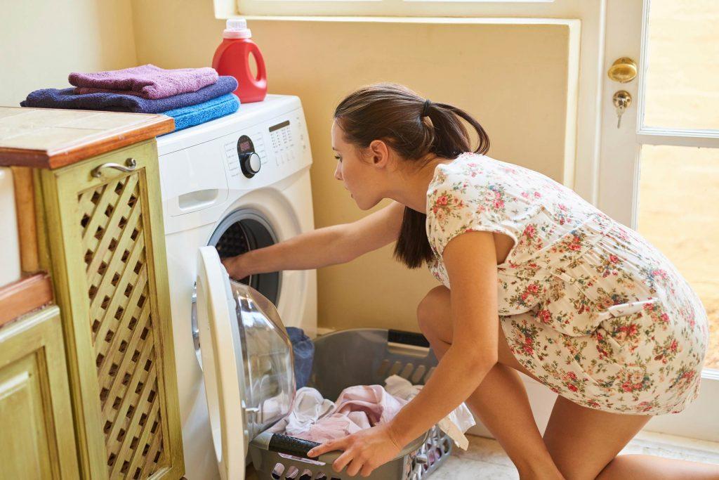 Laissez la maison aussi propre que possible.