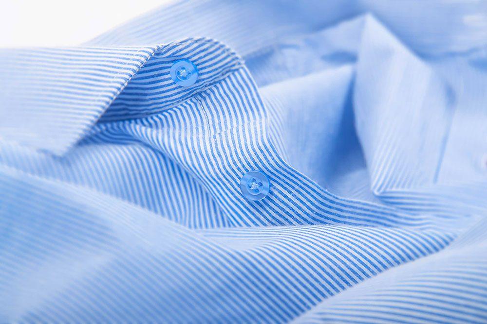 Ne mettez pas vos chemises boutonnées dans la lessive.
