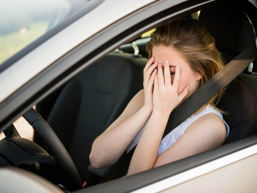 L'anxiété peut être lié à un évènement traumatisant.