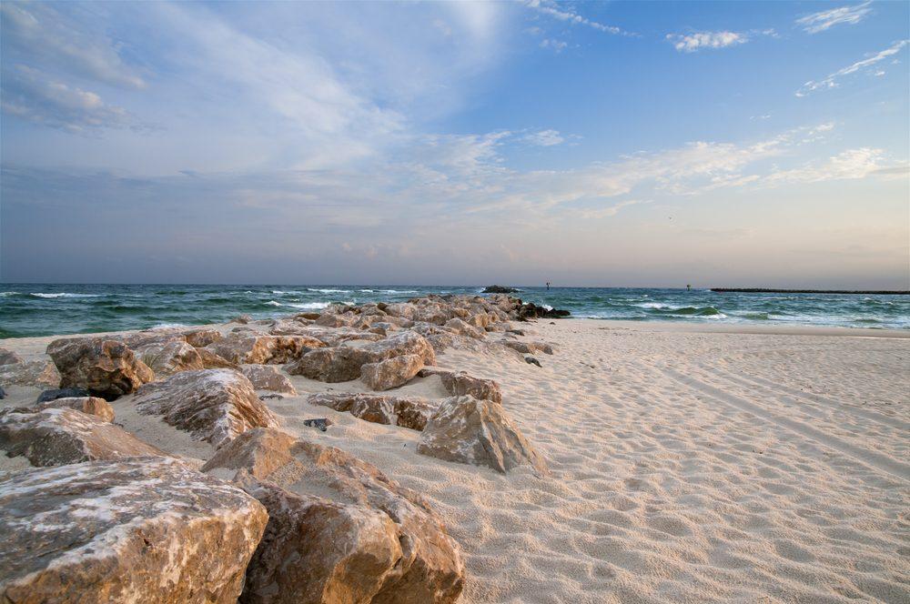 Destinations estivales aux États-Unis: Gulf Shore