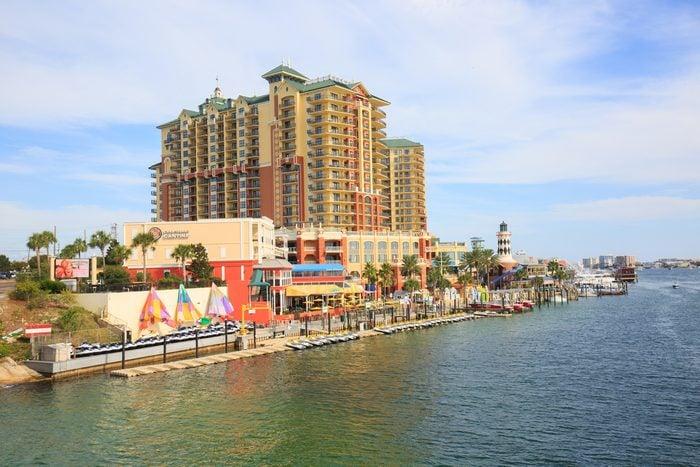 Destinations estivales aux États-Unis: Destin, Floride