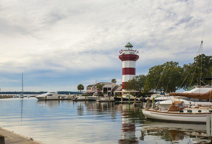 Destinations estivales États-Unis: Hilton Head