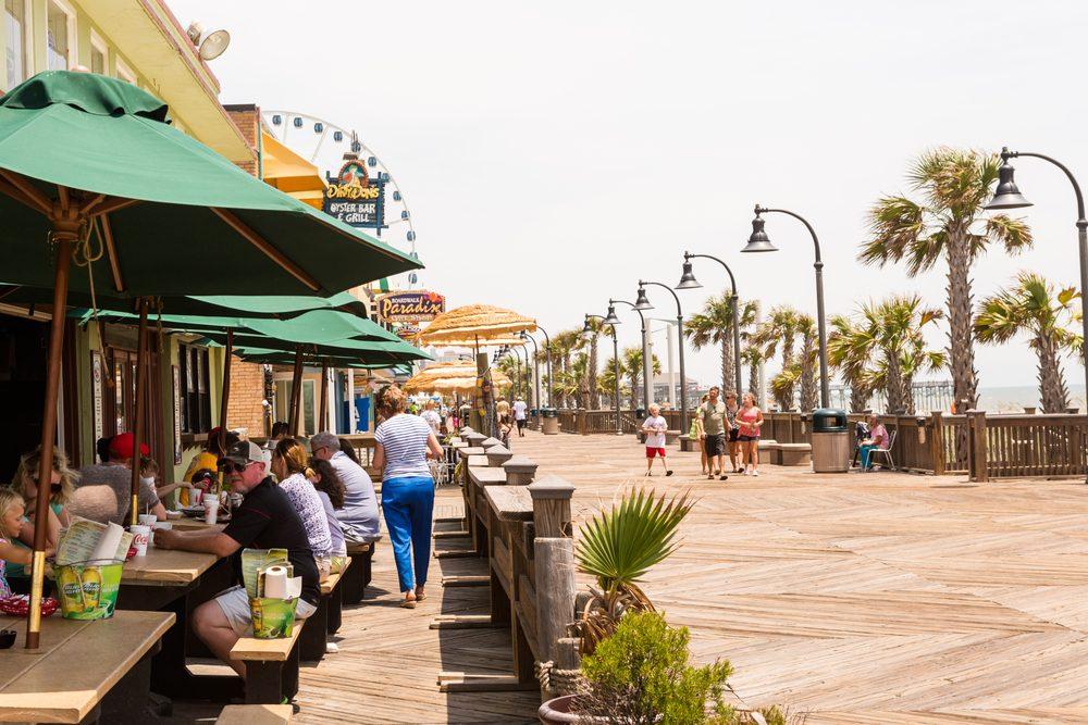 Destinations estivales aux États-Unis: Myrtle Beach