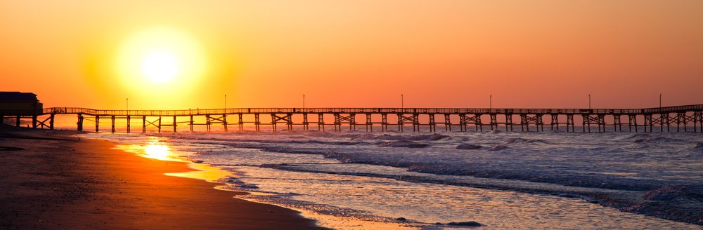 Destinations estivales aux États-Unis: North Myrtle Beach