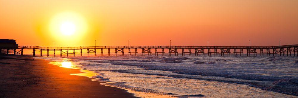 Destinations estivales aux États-Unis: North Myrtle Beach