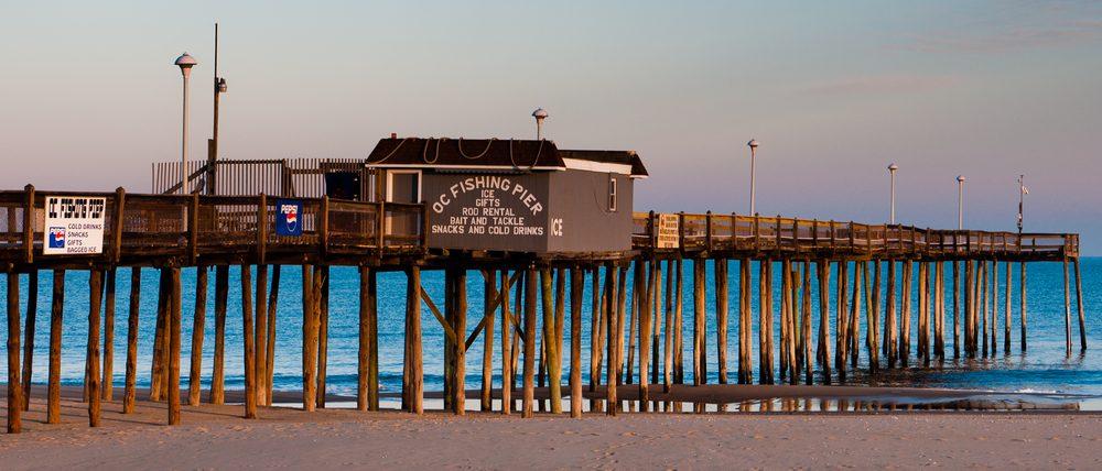 Destinations estivales aux États-Unis: Ocean City, Maryland