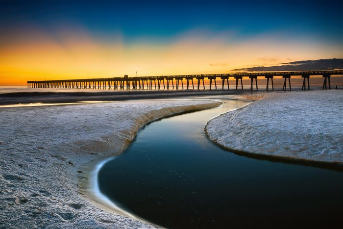 Destinations estivales aux États-Unis: Panama City Beach, Floride