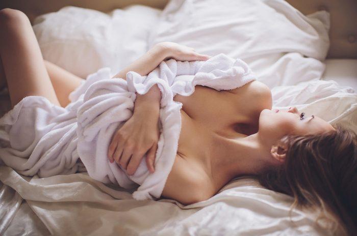 Dormir nu, pour plus de confort