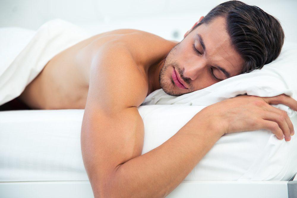 Dormir nu augmente l'estime de soi