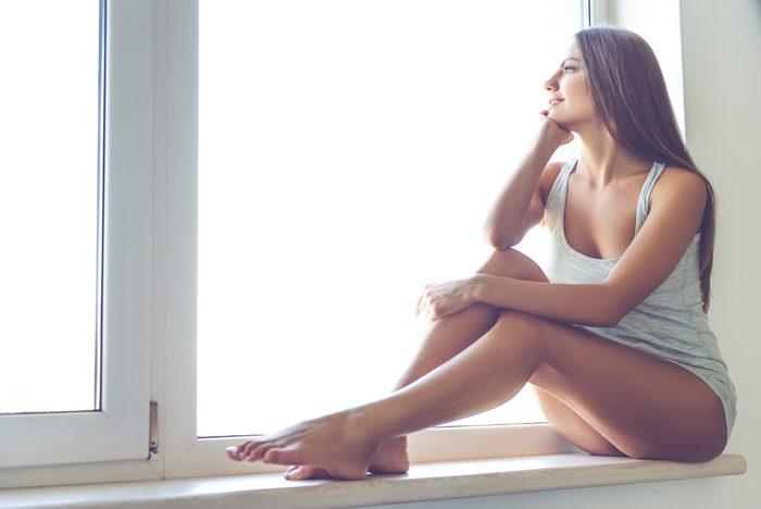 Dormir nu réduit les risques d'infections