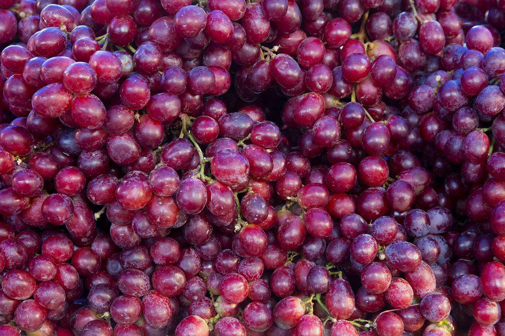 Les fruits, comme les raisins, ne doivent jamais être réchauffés au four à micro-ondes.