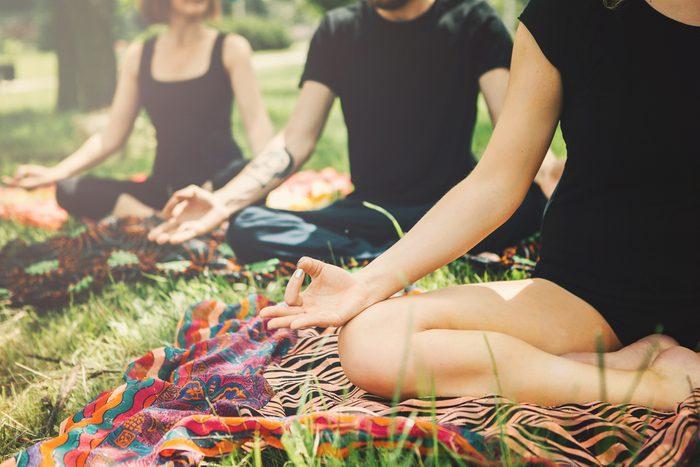 Pour devenir plus intelligent, faites de la méditation.