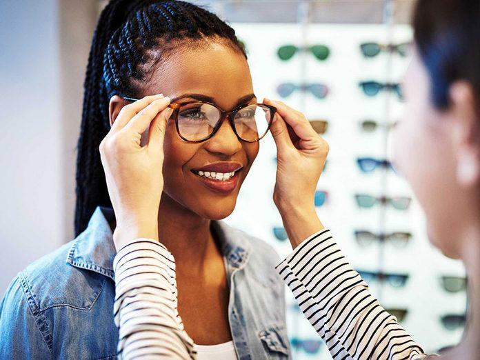 Certains extras pour vos lunettes valent le coût.