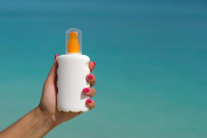 La crème solaire pour bébé, meilleur pour la peau