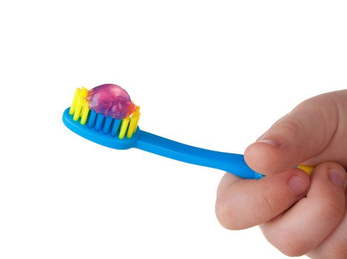 Produits pour bébé: le gel de dentition pour soulager les douleurs