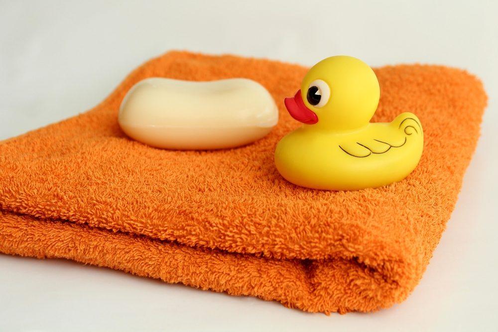 Le savon pour bébé idéal pour la peau sensible