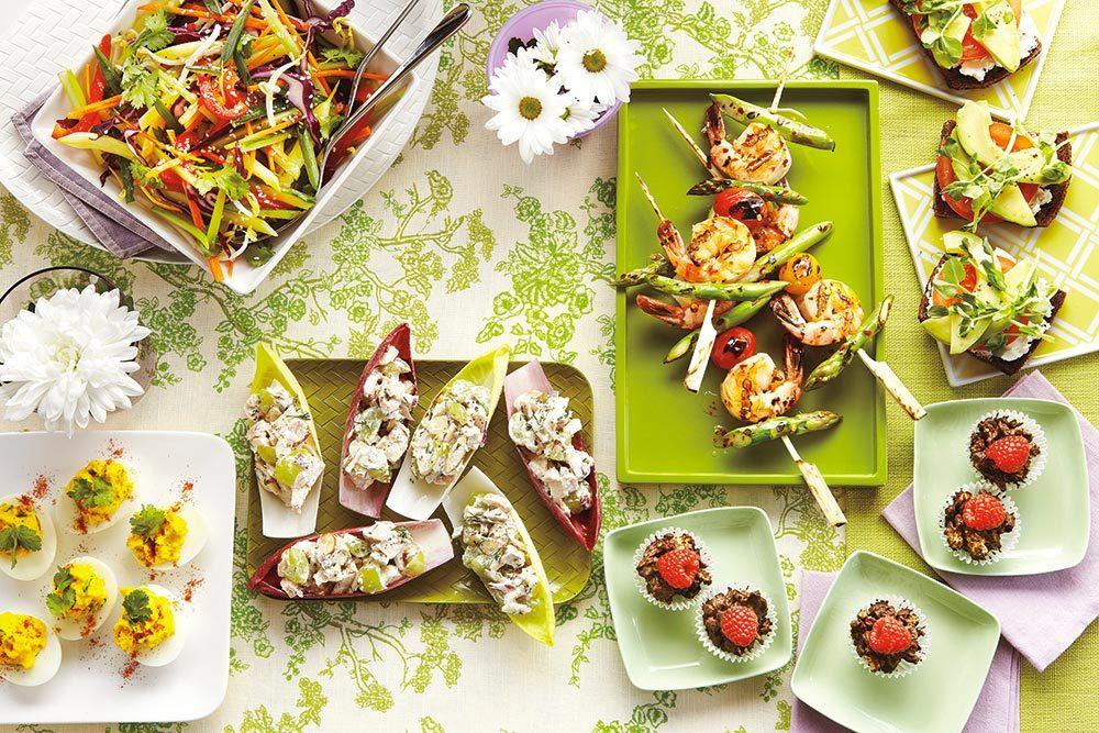 Ces recettes sont parfaites pour le brunch de la fête des mères.