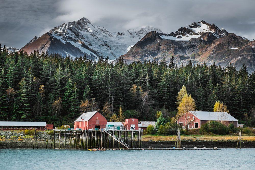 Alaska a la plus petite population des États-Unis