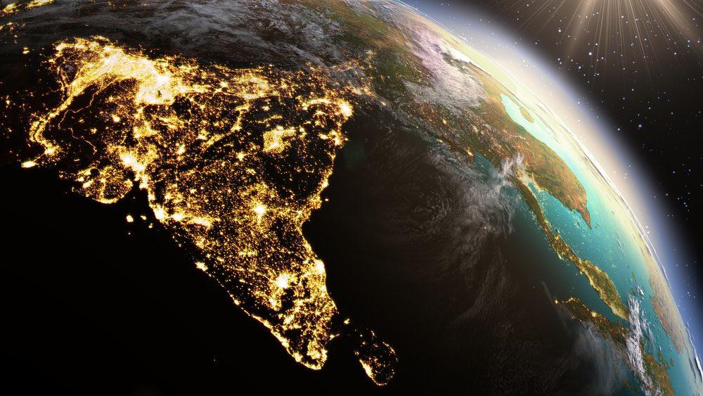 Le Cachemire fait partie de l'Inde