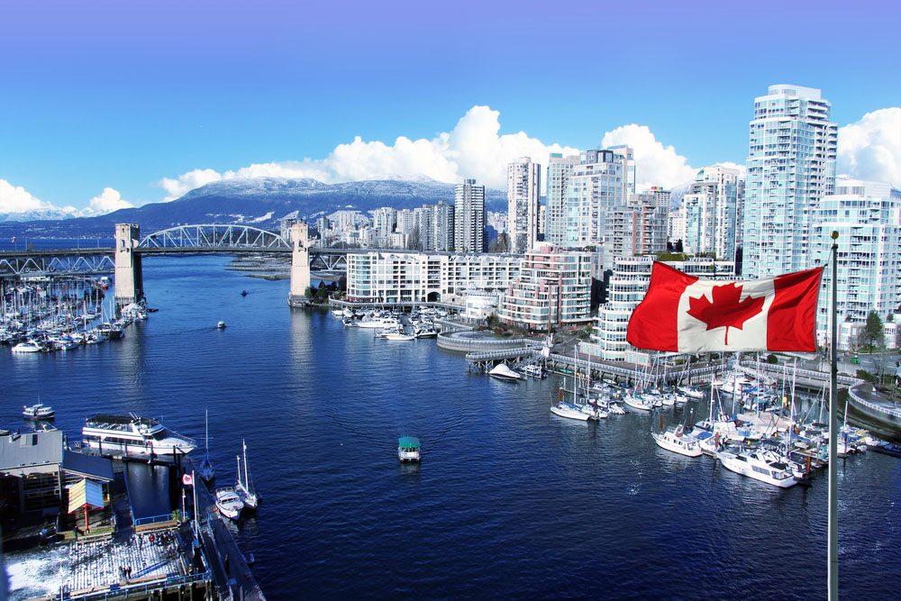 Le Canada est le plus grand pays du monde