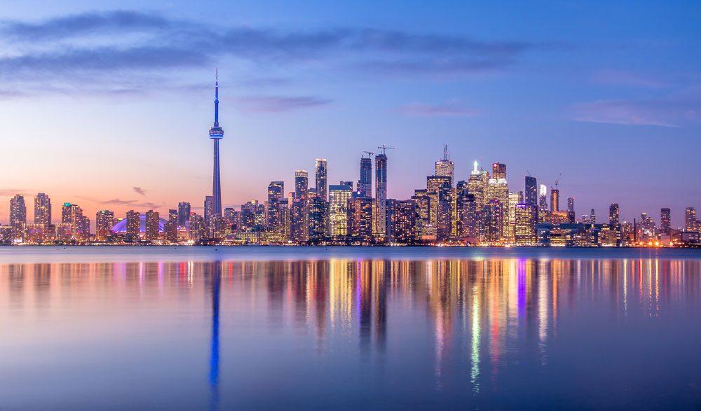 Toronto est la capitale du Canada