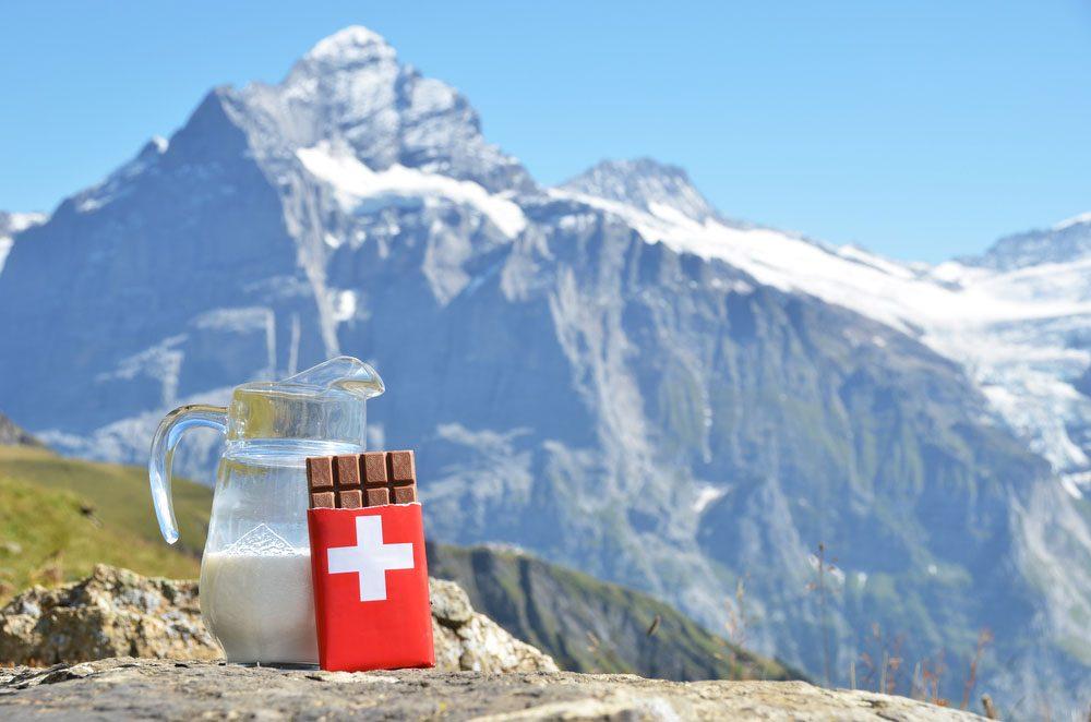 Genève est la capitale de la Suisse