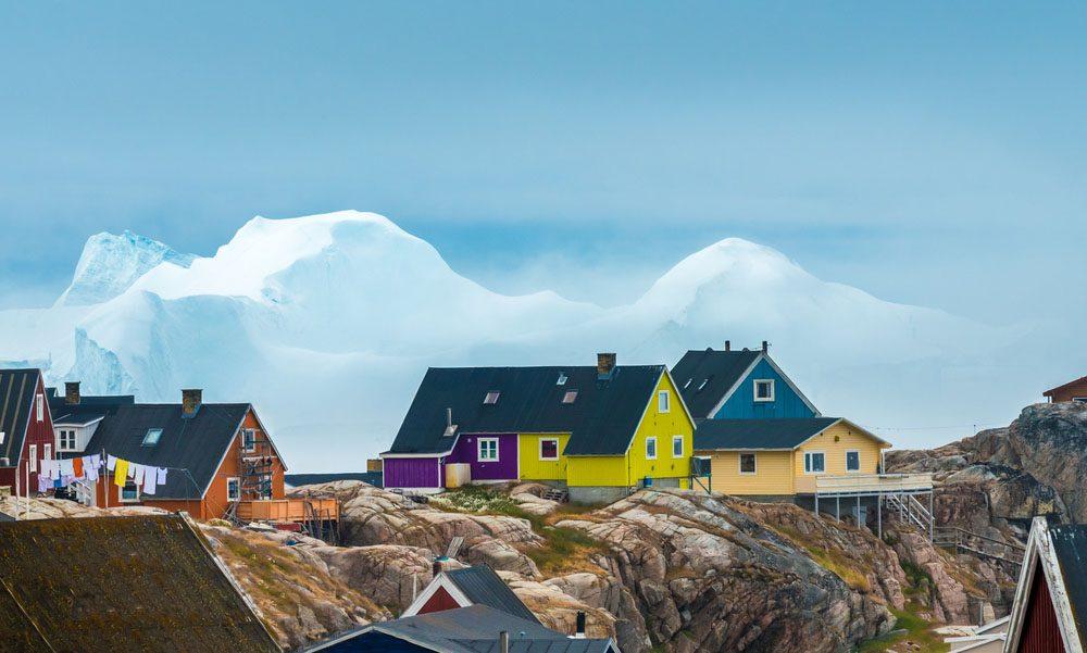 Le Groenland est plus grand que l'Afrique