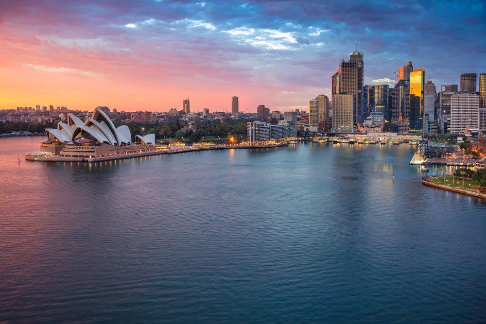 Sydney est la capitale de l'Australie