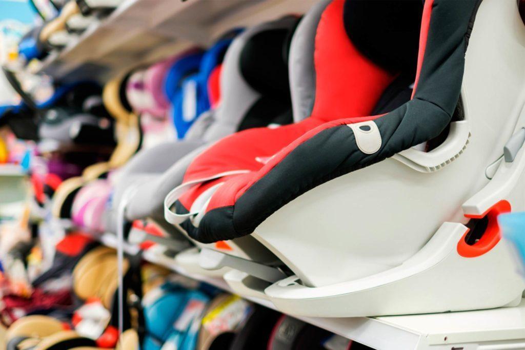 Achetez votre siège dans un magasin spécialisé avec du personnel formé.