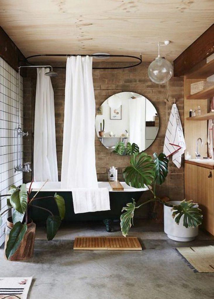 L'esprit cocooning se déplace jusque dans votre salle de bain.