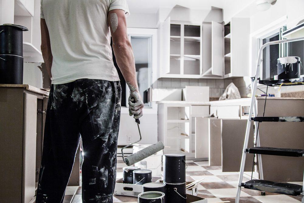 Soyez prudents lorsque la maison a été rénové par les propriétaires.