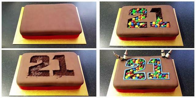 Apprenez à faire cette recette de gâteau gravé.
