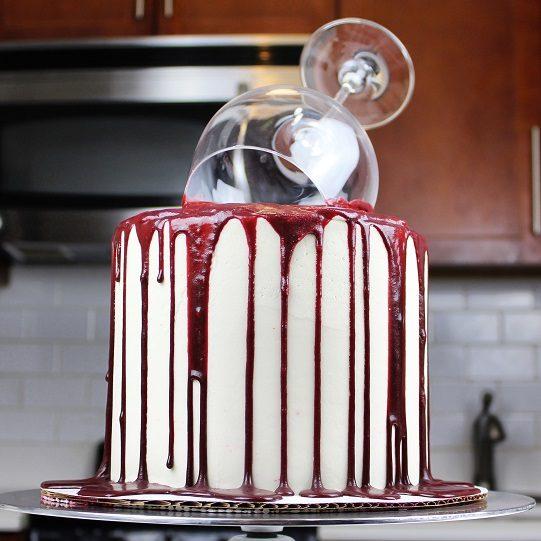 Apprenez à faire ce gâteau au vin.