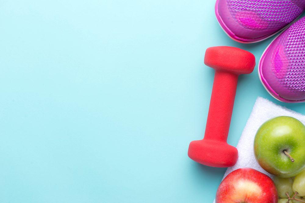 Faire de l'exercice régulièrement est bon pour le coeur,