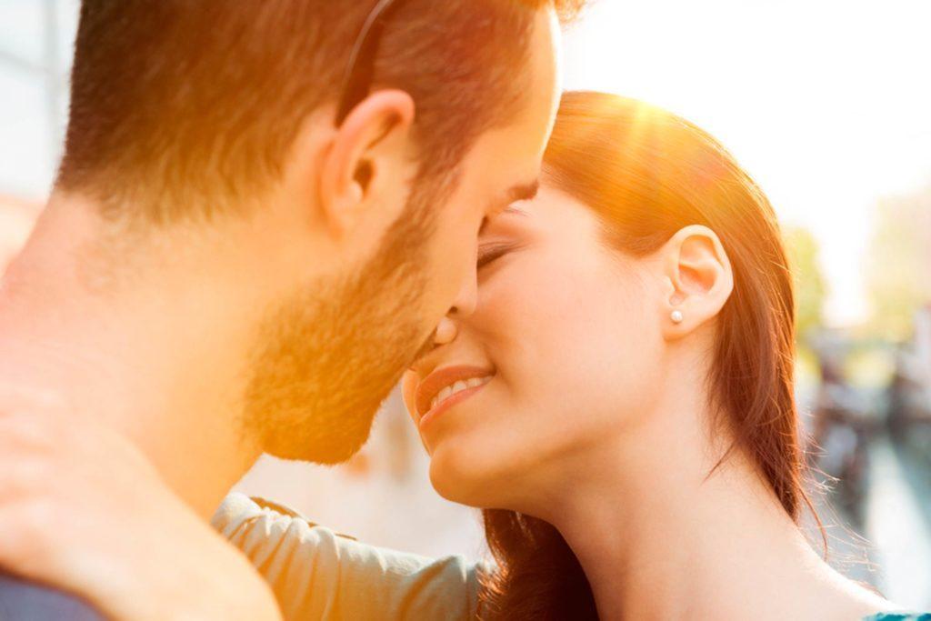 S'embrasser peut nous permettre de bruler de 2 à 6 calories par minute