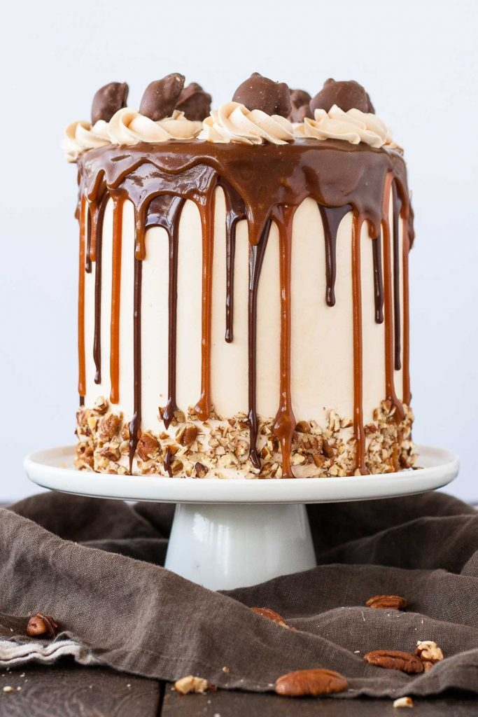 Apprenez à faire ce gâteau au caramel.