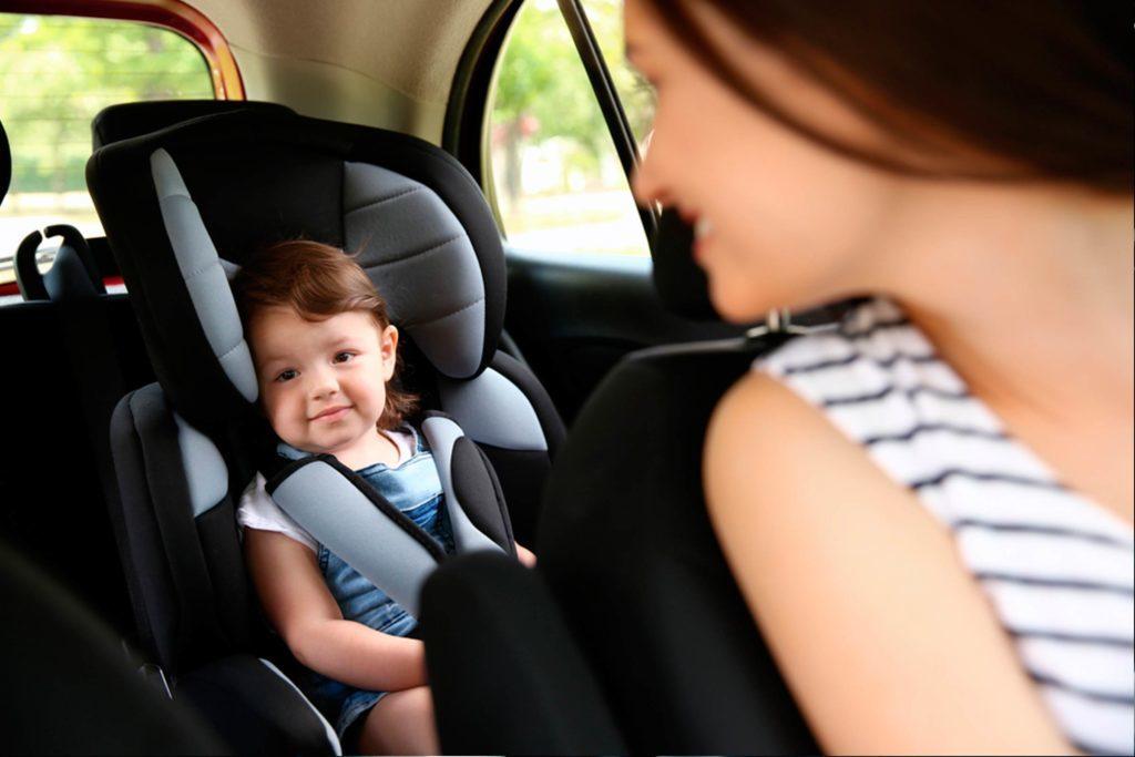 Achetez votre siège d'auto neuf, pas usagé.