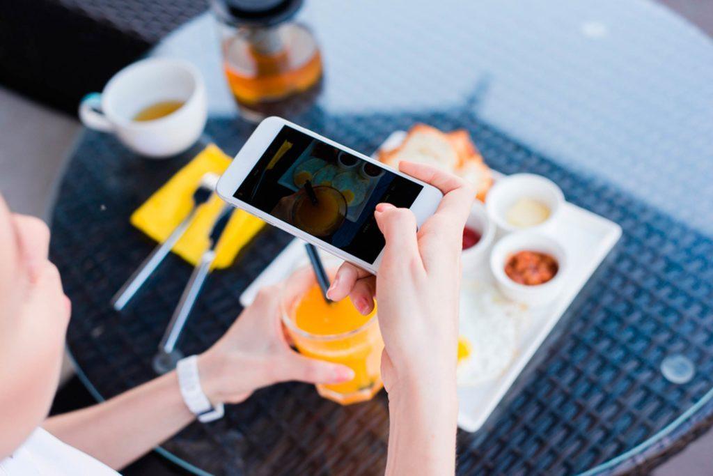 Documenter nos plats peut aider à réduire votre apport global.