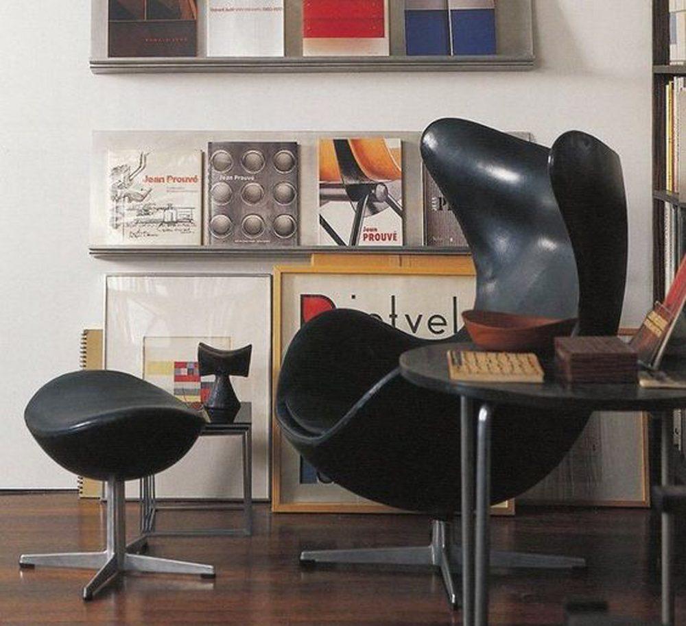 Dans cette chaise, vous aurez l'impression de vous retirer dans votre monde intérieur.